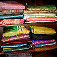 Pashminas, wraps and throws